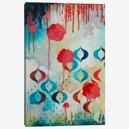 Ebullience I Canvas Print #HER9} by Heather Robinson Canvas Wall Art