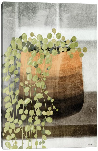 String of Pearls I Canvas Art Print