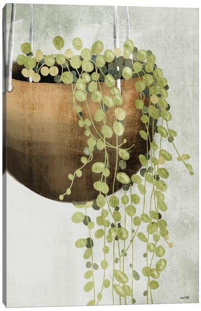 String of Pearls II Canvas Art Print