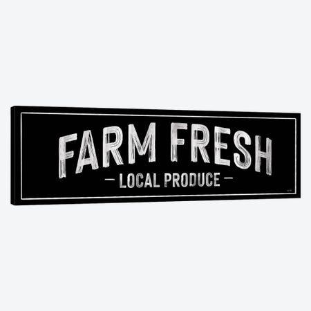 Farm Fresh Local Produce Canvas Print #HFE42} by House Fenway Canvas Print