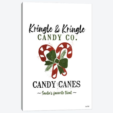 Kris Candy Co. Canvas Print #HFE43} by House Fenway Canvas Art Print
