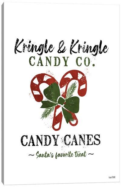 Kris Candy Co. Canvas Art Print