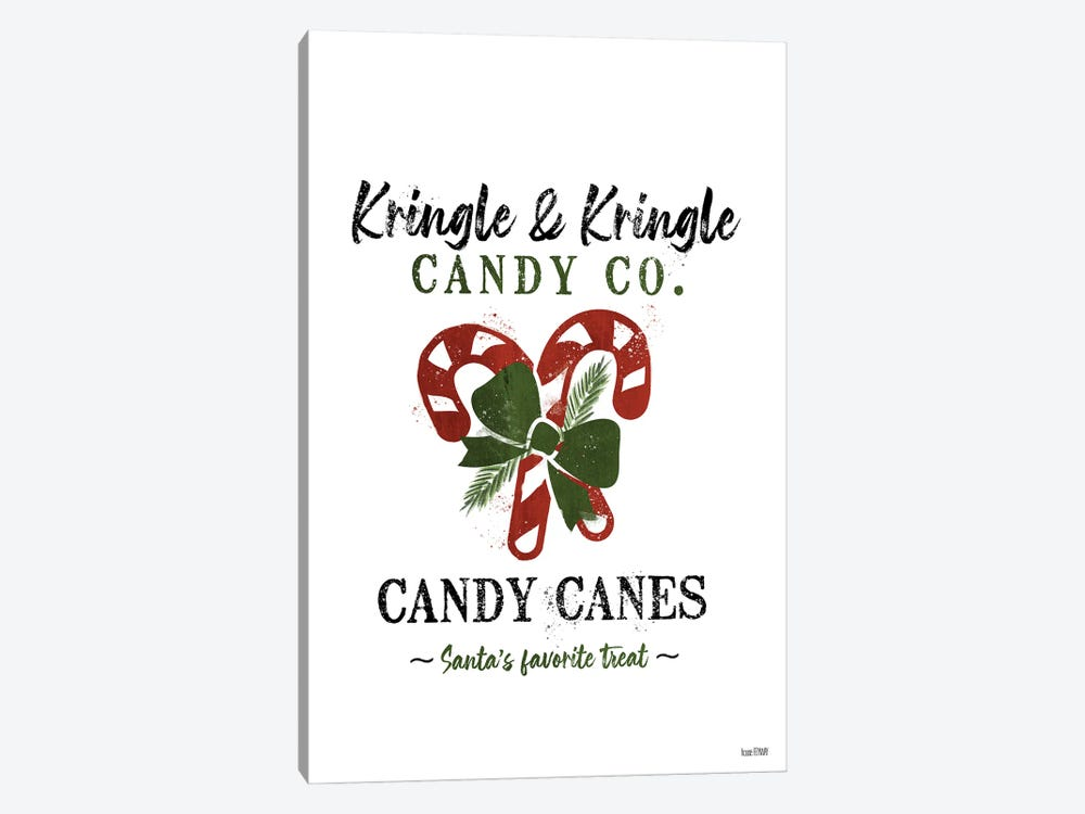Kris Candy Co. by House Fenway 1-piece Canvas Art Print