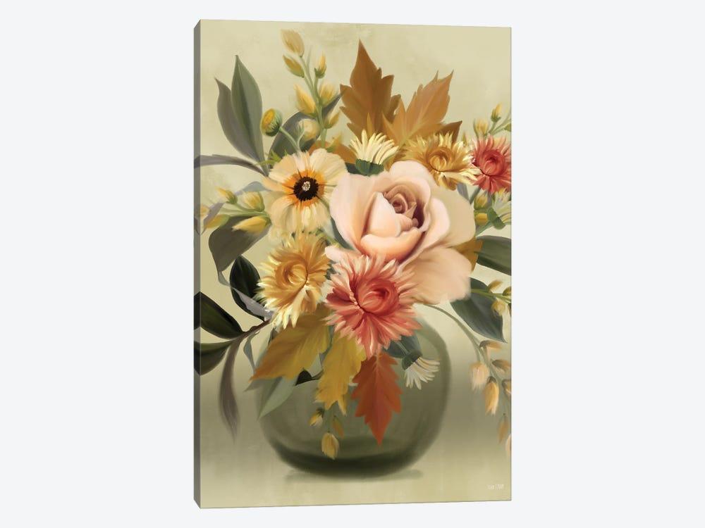 Autumn Bouquet by House Fenway 1-piece Canvas Art Print