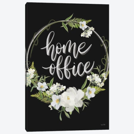 Home Office Canvas Print #HFE58} by House Fenway Canvas Artwork