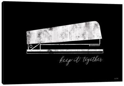 Keep It Together Canvas Art Print