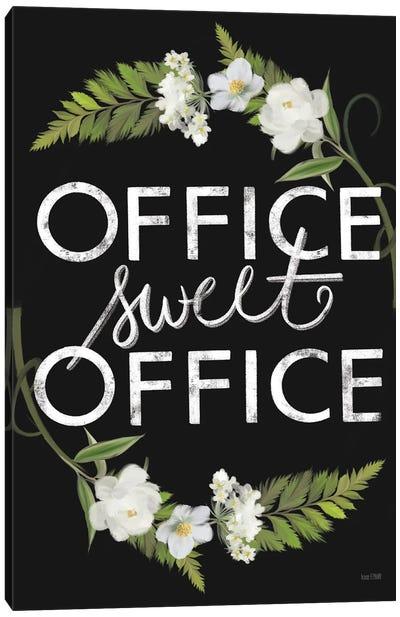 Office Sweet Office Canvas Art Print