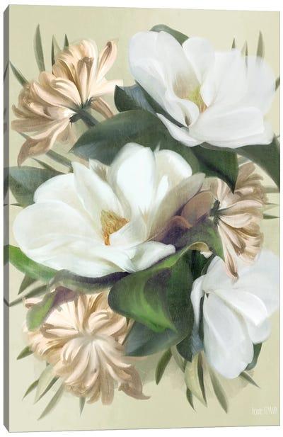 Vintage Romance Canvas Art Print