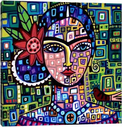 Frida  Canvas Print #HGL12