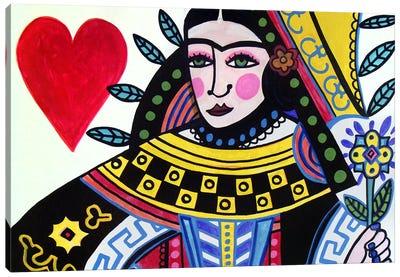 Frida II Canvas Art Print