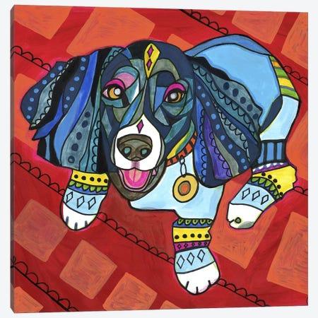 Cockerpoo Canvas Print #HGL26} by Heather Galler Canvas Art