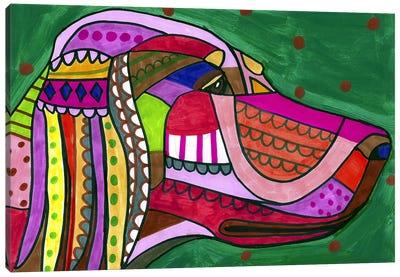 English Setter Canvas Print #HGL30