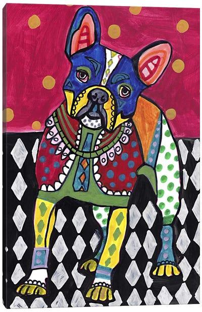 French Bulldog Canvas Print #HGL31