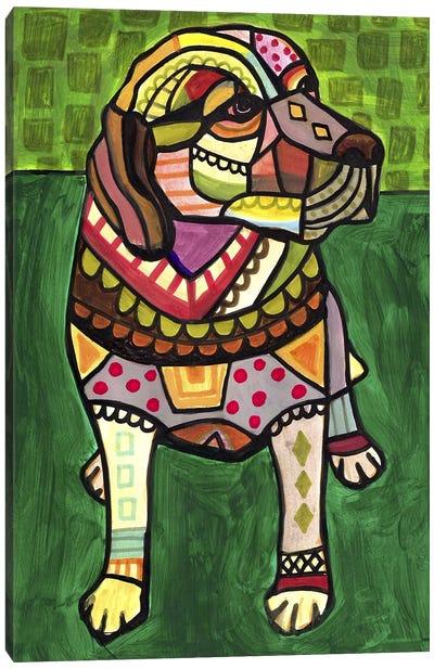 Labradors Labcom Canvas Print #HGL35