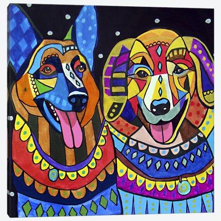 Shepgold Canvas Print #HGL40} by Heather Galler Art Print