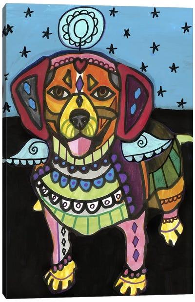 Beagle 2 Canvas Art Print