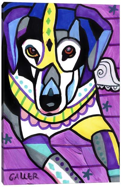 Beagle G Canvas Art Print