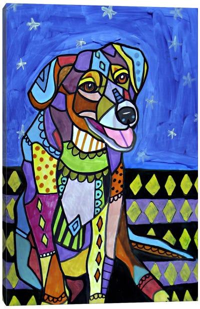 Beagle New Canvas Art Print