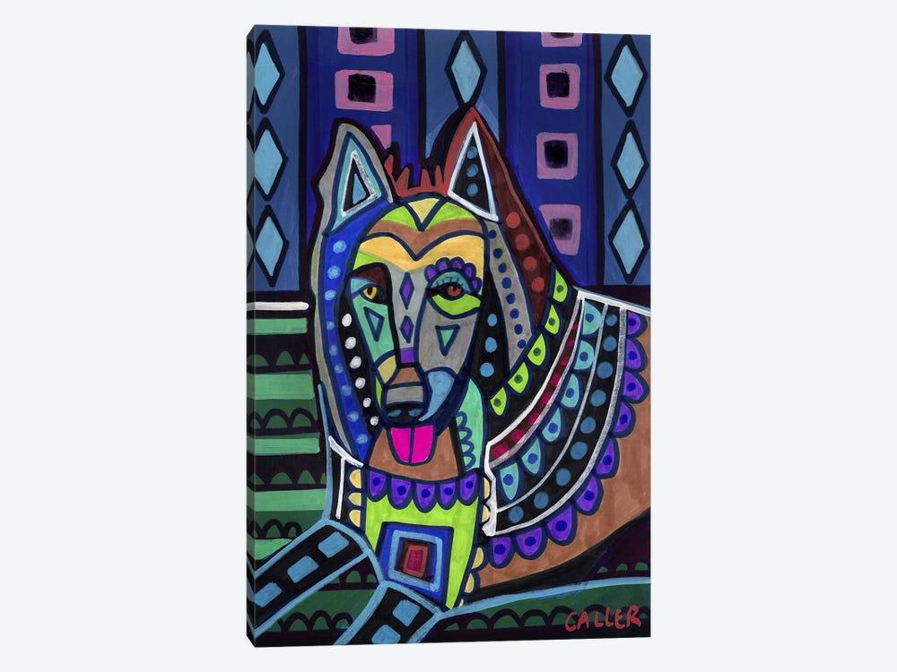 Belgian Sheepdog #1 by Heather Galler 1-piece Canvas Wall Art