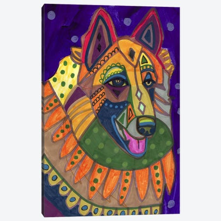 Belgian Teruvren #17 Canvas Print #HGL79} by Heather Galler Canvas Artwork