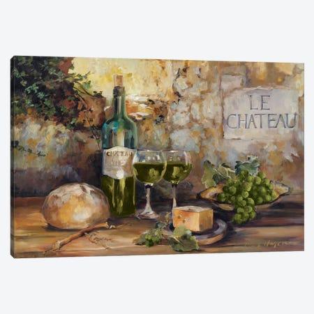 Le Chateau Canvas Print #HGM16} by Marilyn Hageman Canvas Art