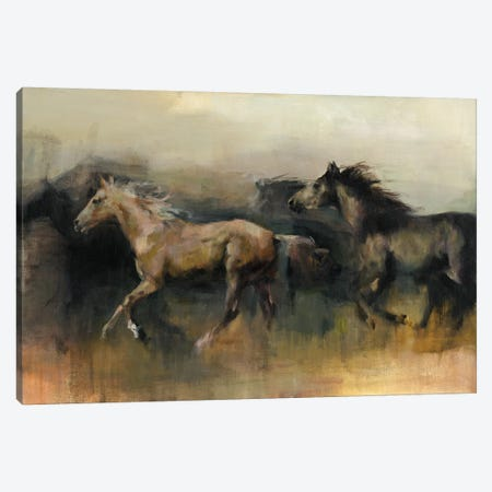 Roaming the West Flipped Canvas Print #HGM19} by Marilyn Hageman Canvas Print