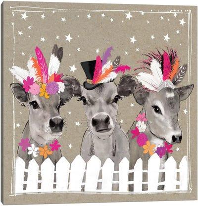 Fancy Pants Farm VII Canvas Art Print