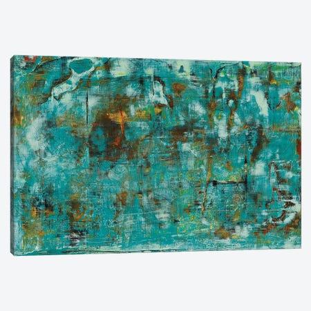 River Run I Canvas Print #HGU6} by Hilario Gutierrez Canvas Wall Art