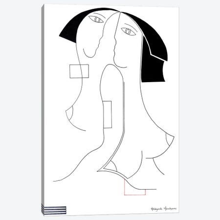 Univisie Phs Canvas Print #HHA135} by Hildegarde Handsaeme Canvas Print