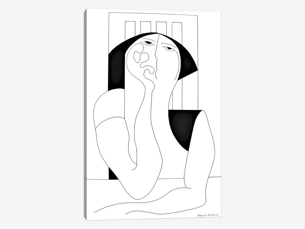 Philosophia XL by Hildegarde Handsaeme 1-piece Art Print