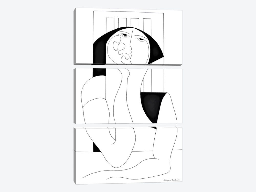 Philosophia XL by Hildegarde Handsaeme 3-piece Art Print