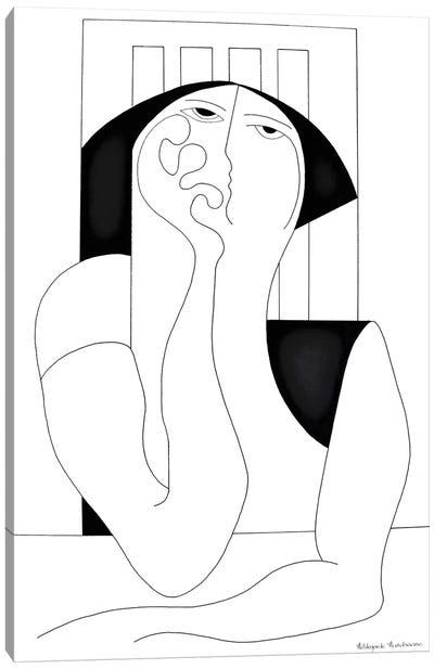 Philosophia XL Canvas Art Print