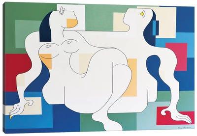 Fidelis Xl Canvas Art Print