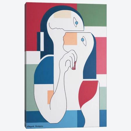 La Calinerie XXL Canvas Print #HHA195} by Hildegarde Handsaeme Canvas Print
