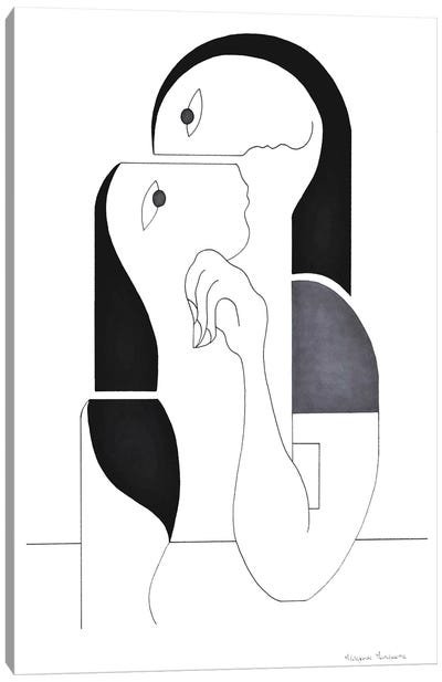 Tenderness XI Canvas Art Print