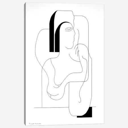 Solidarity Canvas Print #HHA213} by Hildegarde Handsaeme Canvas Print