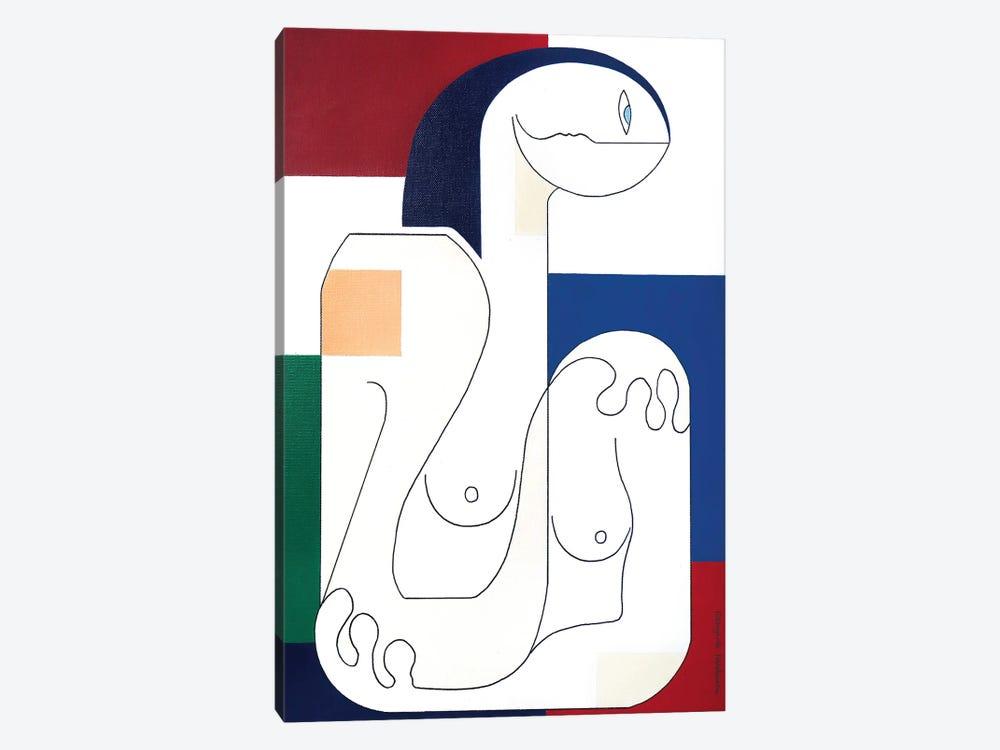 Femminilità by Hildegarde Handsaeme 1-piece Art Print
