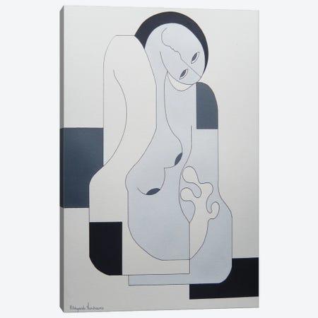 Metime Canvas Print #HHA241} by Hildegarde Handsaeme Canvas Art