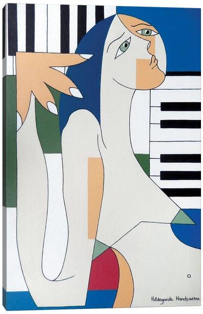 Absolu Musical Canvas Art Print