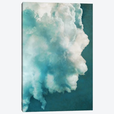 Cloud Inspiration II Canvas Print #HHL11} by Halli Hal Canvas Artwork