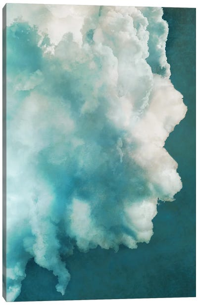 Cloud Inspiration II Canvas Art Print