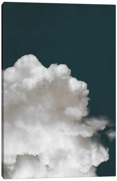 Cloud Inspiration III Canvas Art Print