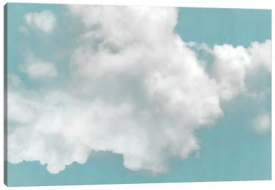 Cloud Inspiration V Canvas Art Print
