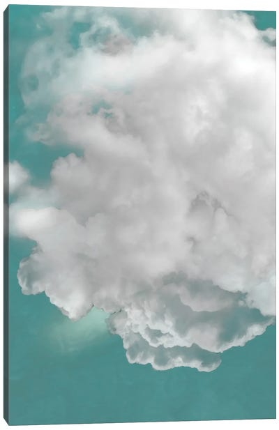Cloud Inspiration VII Canvas Art Print