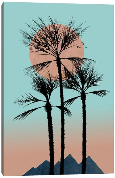 Much More Passion In The Tropics Canvas Art Print