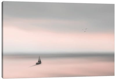 Peace On The Water I Canvas Art Print