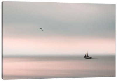 Peace On The Water II Canvas Art Print