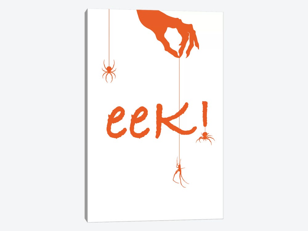Eek! by 5by5collective 1-piece Canvas Wall Art