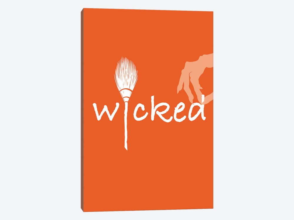 Wicked by 5by5collective 1-piece Art Print