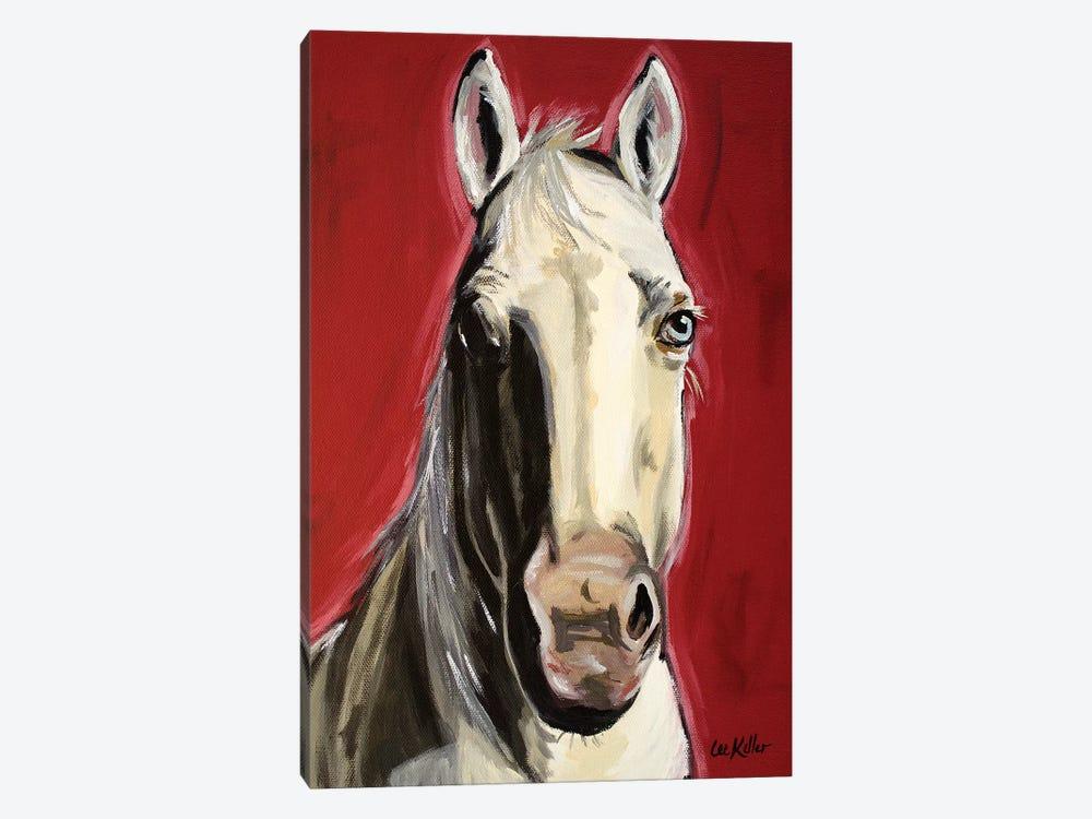Horse Piper by Hippie Hound Studios 1-piece Canvas Wall Art